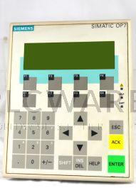 1PC  OP7 OP7//PP 6AV3 607-1JC00-0AX1 button panel